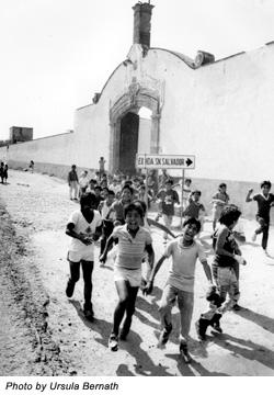 Casa San Salvador, NPH Mexico