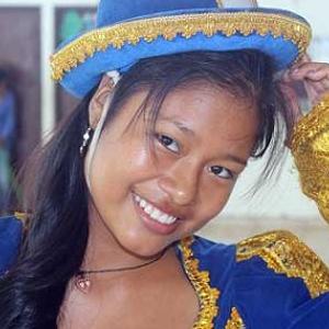 Ruth, Pequeña, NPH Bolivia