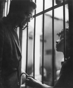 Father William B. Wasson in Mexico