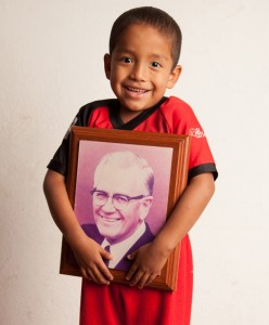 A child at NPH Mexico in 2012