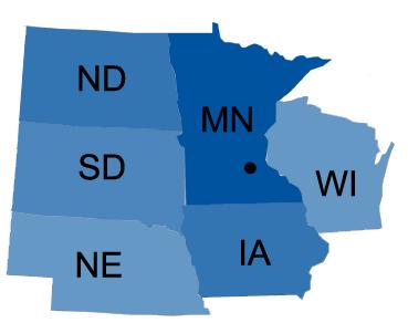 Upper Midwest Region