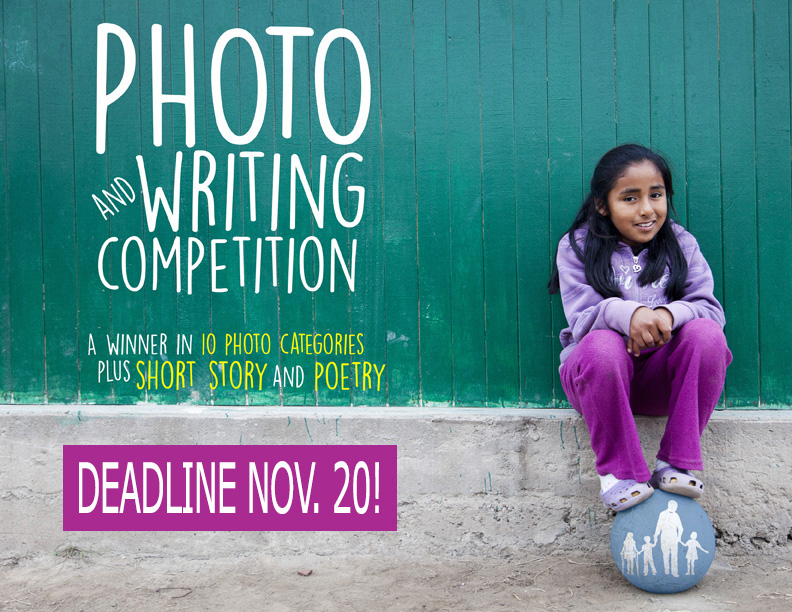 Photo and Writing Competition