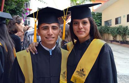 NPH Mexico Celebrates the Class of 2015