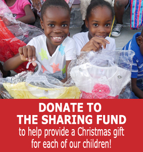 Give to the Sharing Fund