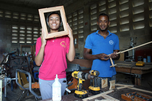 Vocational program to begin at NPH Dominican