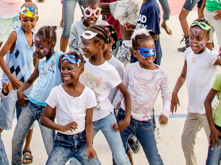 NPH Haiti - Photo by Giles Ashford