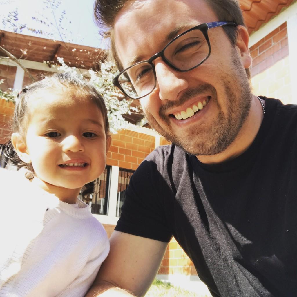 Newsletter with Violeta