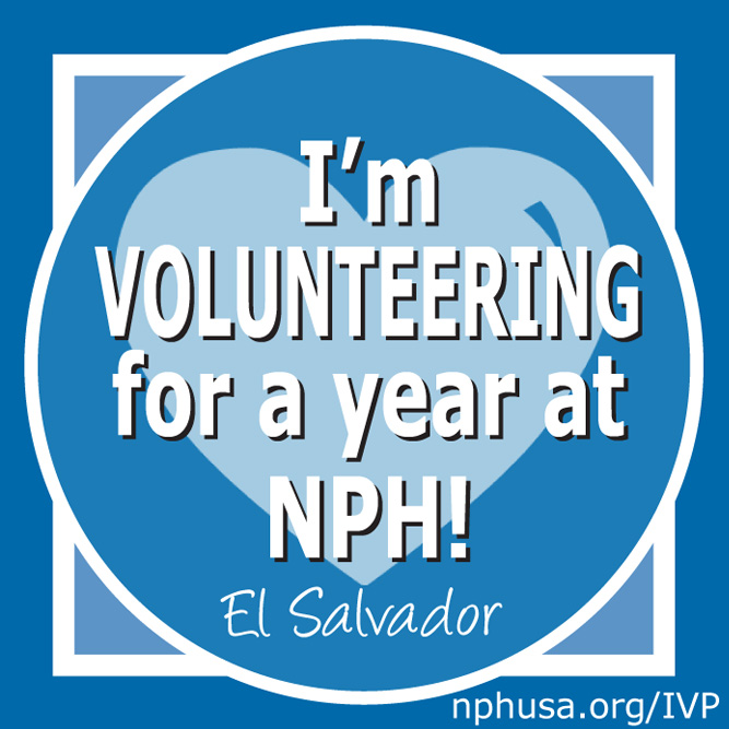 Volunteer - El Salvador