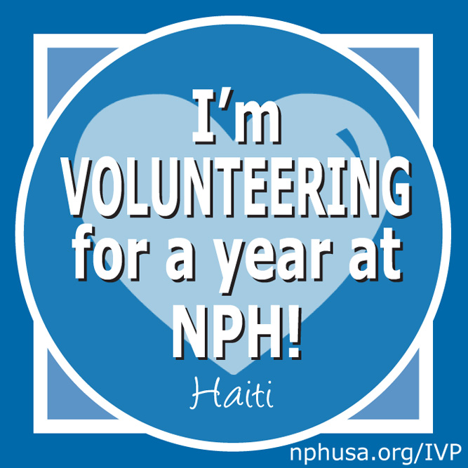Volunteer - Haiti