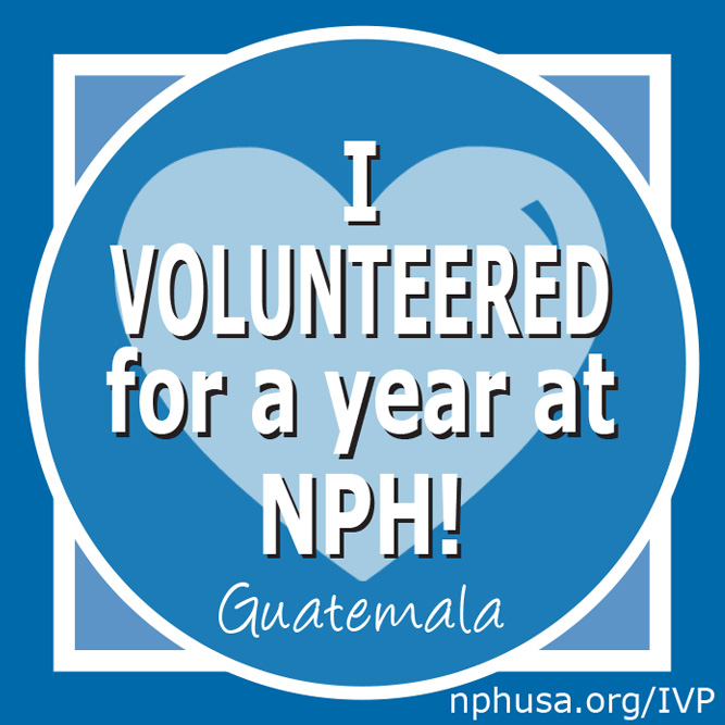 Volunteer - Guatemala