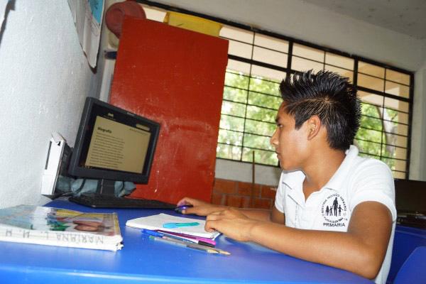 Helio in class