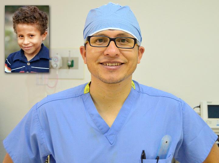Meet Dr. Merlin Antúnez from NPH