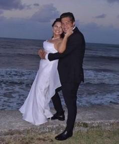 Sandy and Jose