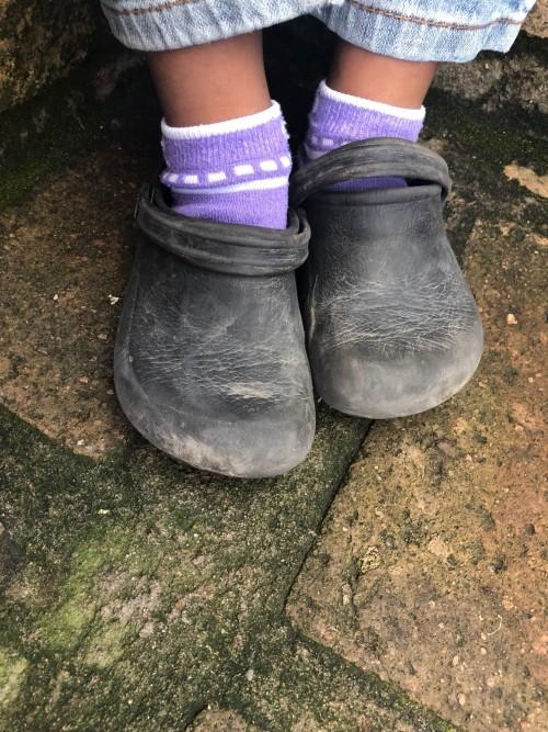 Schuler's Shoes Honduras 1