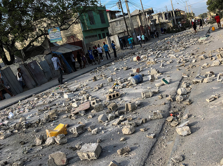 Crisis Alert: Political Unrest in Haiti