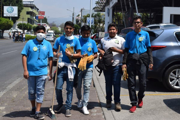 65 Years, 65 Actions: Cleaning Cuernavaca
