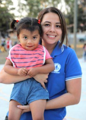 NPH El Salvador's new director, Dora Lemus