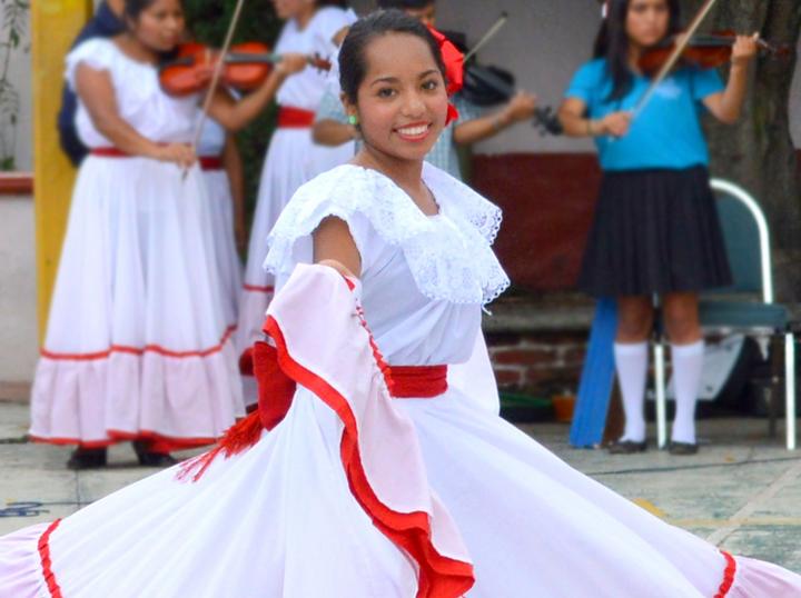 Latin Dance Series – Salsa