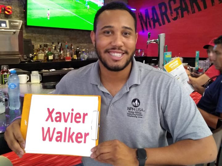 Roast and Toast of Xavier Walker