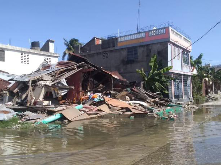 7.2-Magnitude Earthquake Hits Haiti
